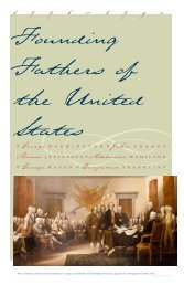 Founding Fathers Poster Show