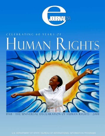 Celebrating 60 years of Human Rights - American Corners and ...