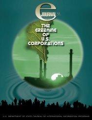 the greening of u.s corporations