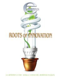 Roots of Innovation - IIP Digital - US Department of State