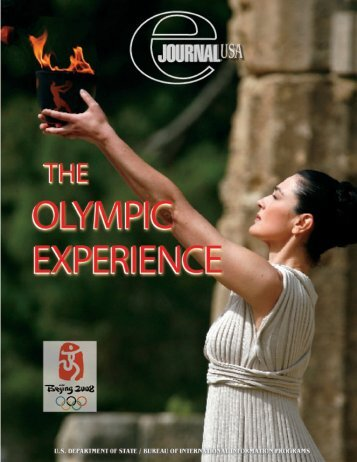 The Olympic Experience - US Department of State