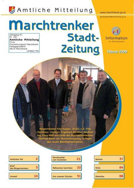 Bekanntschaften in Marchtrenk - Partnersuche & Kontakte