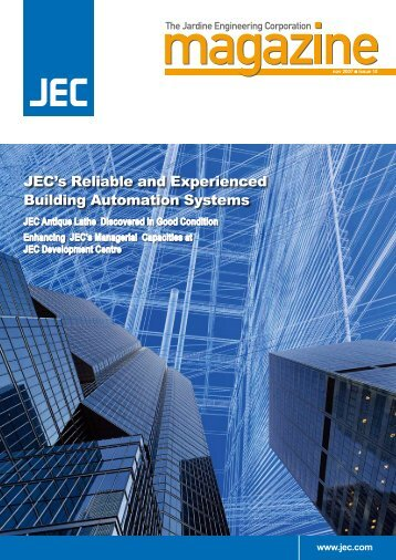 JEC's Reliable and Experienced Building Automation Systems