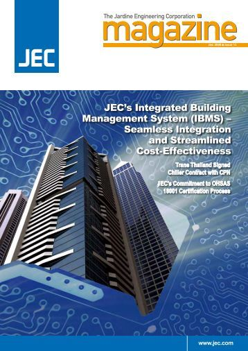 JEC's Integrated Building Management System (IBMS) – Seamless ...