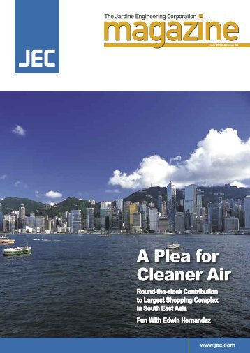 A Plea for Cleaner Air