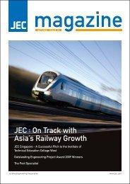 怡和機器- 與亞洲鐵路發展同步向前
