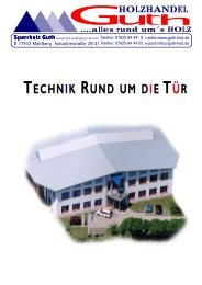 Türen Know how-Layout 1 - Guth