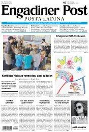 Engadiner Post Nr. 040 vom 03. April 2012