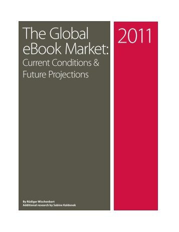 The Global eBook Market: Current Conditions - OER KnowledgeCloud