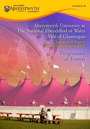 7th of August - Aberystwyth University