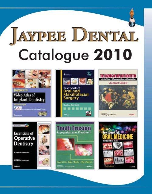 Dental Catlogue 2010 International