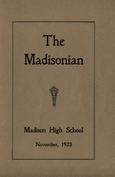 The Madisonian