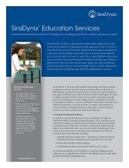 SirsiDynix Education Services