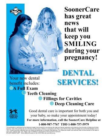 DENTAL SERVICES! - The Oklahoma Health Care Authority