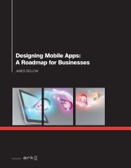 Designing Mobile Apps A Roadmap for Businesses