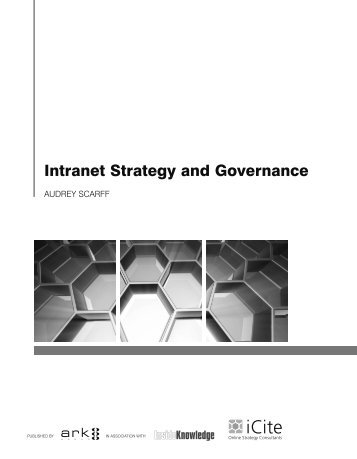 Intranet Strategy and Governance