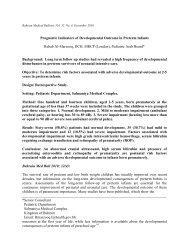 Full (66 KB) - Bahrain Medical Bulletin