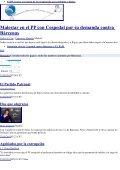 El PP rechaza que el Congreso cite a Rajoy por Bárcenas y que ... - Page 6