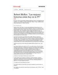 Robert McKee: