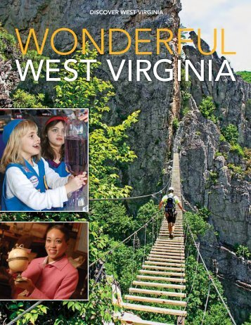 DISCOVER WEST VIRGINIA - West Virginia Department of Commerce