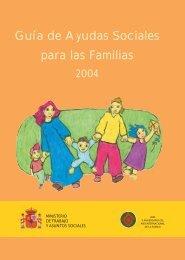 Guía de Ayudas Sociales para las Familias