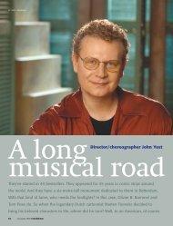 A long musıcal road