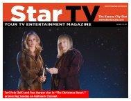 YOUR TV ENTERTAINMENT MAGAZINE - Kansas City Star