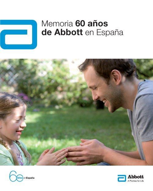 Memoria 60 años de Abbott en España