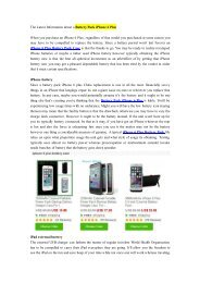 The Latest Information about a Battery Pack iPhone 6-newnow.com.pdf