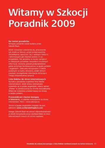 Poradnik 2009
