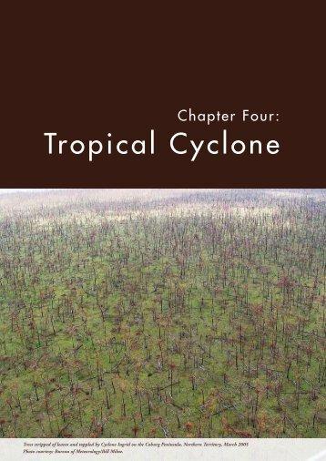 Tropical Cyclone - Geoscience Australia
