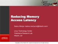 Reducing Memory Access Latency