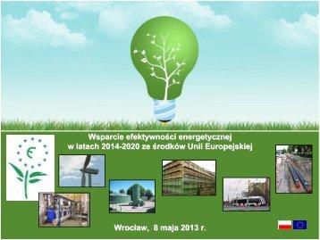 6. Wsparcie polityki spójności dla projektów sektora ... - PPP