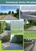 Inwestycje Gminy Strzyżewice wykonane w 2009 roku - Page 2