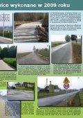 Inwestycje Gminy Strzyżewice wykonane w 2009 roku - Page 3