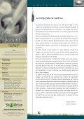 El golpe en pendiente HOYO 19 Putting Green Actividades ... - Page 2