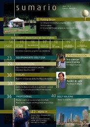 Seis consejos para el swing HOYO 19 Putting Green Actividades ...