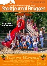 Stadtjournal Brüggen _August 2015