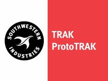 TRAK ProtoTRAK