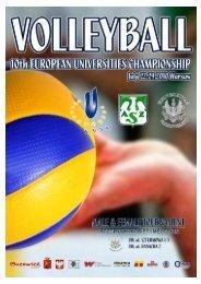 Bulletin - Volleyball - AZS Środowisko Warszawa