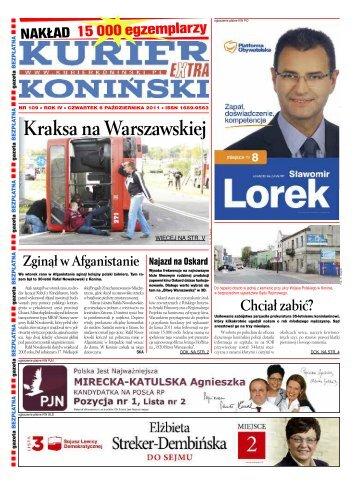 Kraksa na Warszawskiej