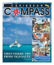 Caribbean Compass Yachting Magazine 2015
