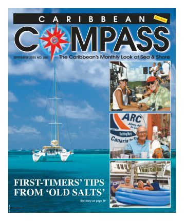 Caribbean Compass Yachting Magazine 2015