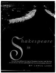 Shakespeare in Black Leather - Queer Cinema