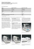 Calibrage de pipettes Sartorius La simplicité du ... - MPQ Electronique - Page 4