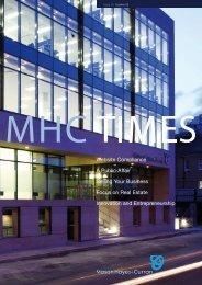 MHC times Issue 19 - Mason Hayes & Curran