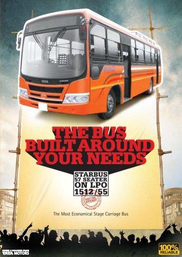 Starbus 57 Seater - Buses - Tata Motors