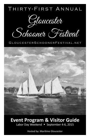 Gloucester Schooner Festival