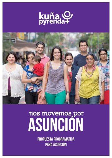 Propuesta programática para Asunción