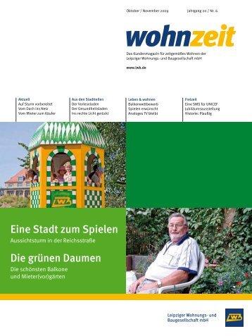 Die Arbeiterwohlfahrt in Leipzig - LWB